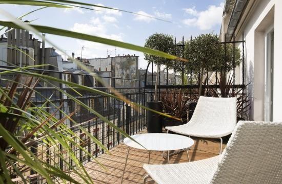 Hôtel Molière – Lounge Suite